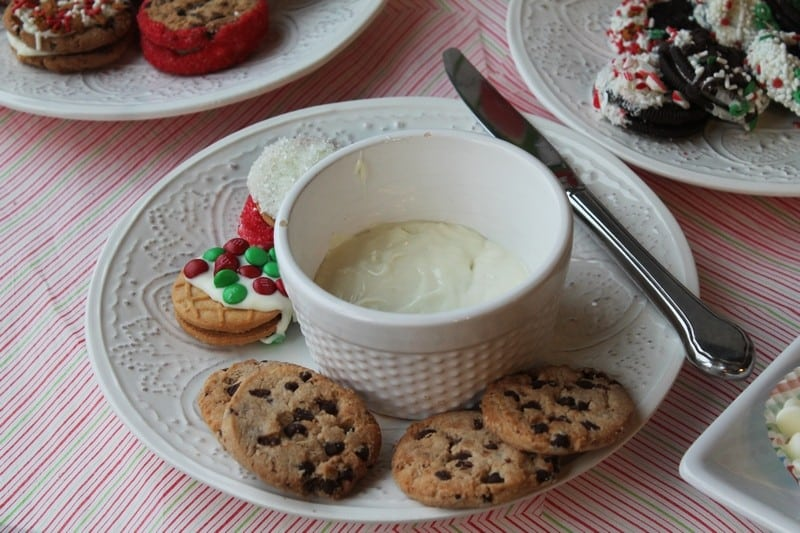 Kids love to decorate cookies so set up a cookie decorating session ...