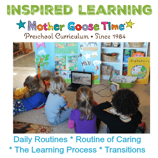 Inspired Learning with Mother Goose Time