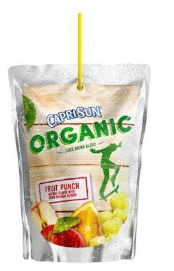 Change is for the Best CAPRI SUN™ Organic
