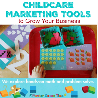 Childcare Marketing tools to grow your business