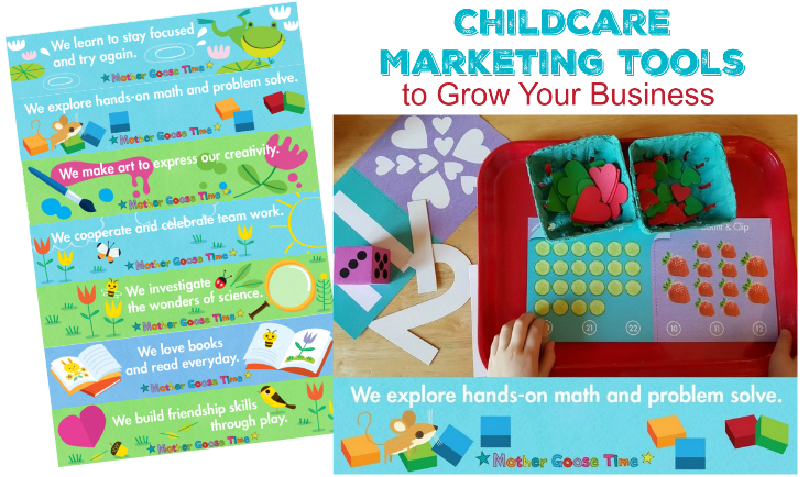 Childcare Marketing Tools