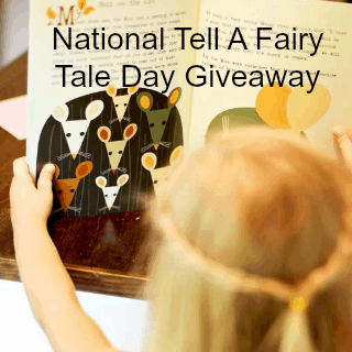 National Fairy Tale Day Giveaway