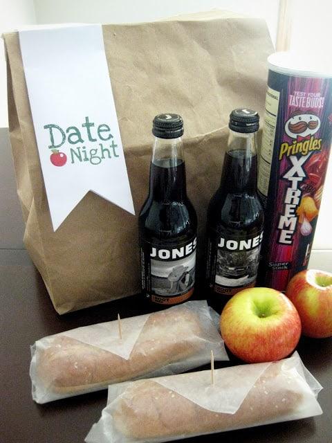 brown bag date night