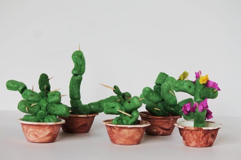 Don't Sit on a Cactus Preschool Desert Activities #MGTblogger #discoverthedesert