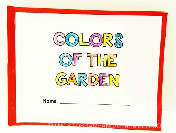 colors of the garden cover