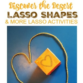 Lasso Shapes