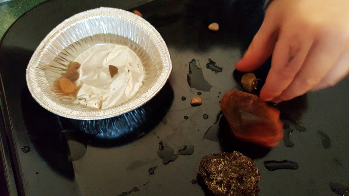 Discover the Desert Rocks - panning for gold #MGTblogger
