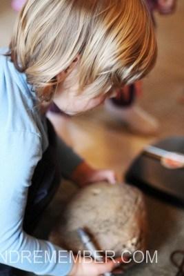 Weighing Rocks Discover the Desert #MGTblogger