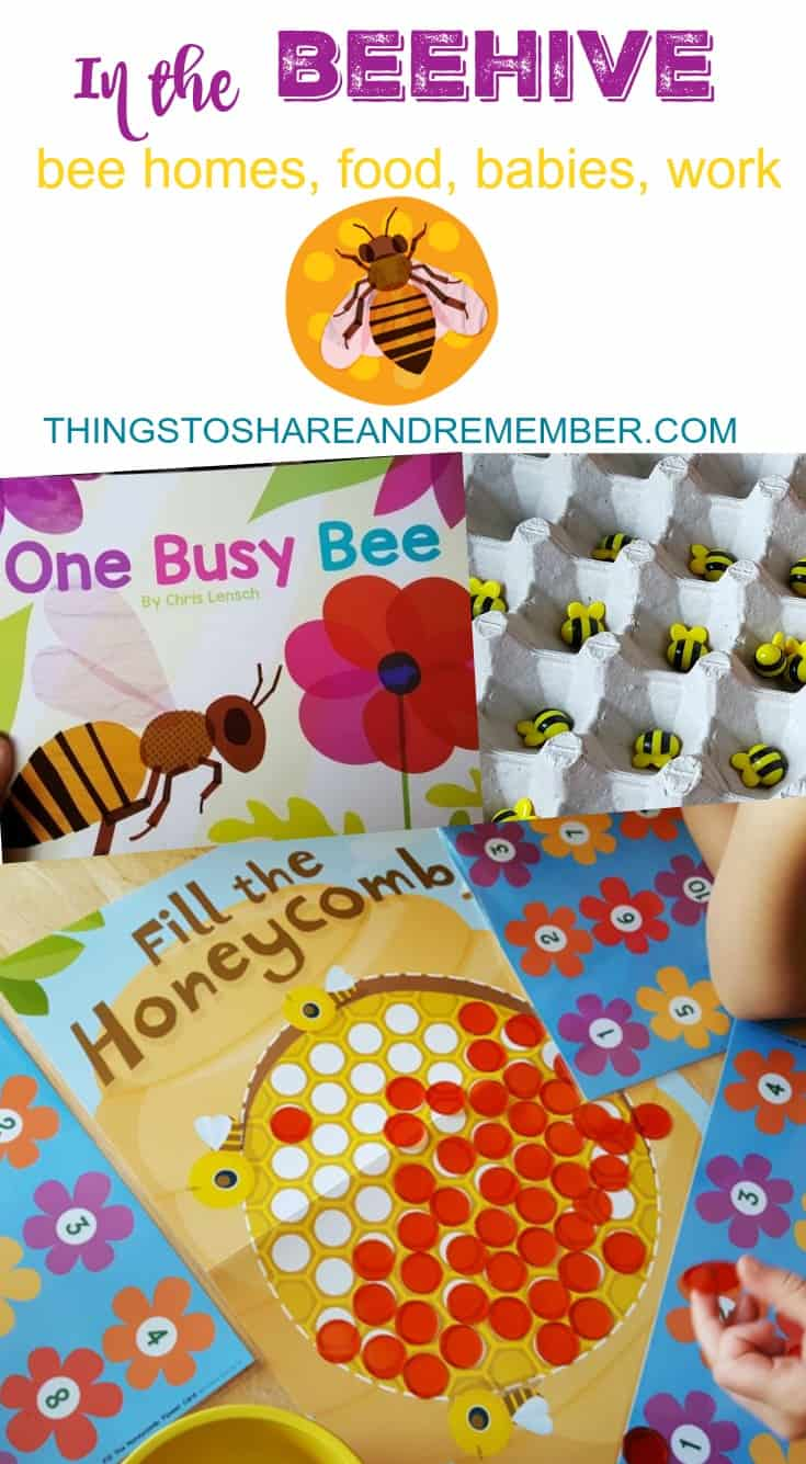 In the Beehive #MGTblogger