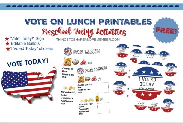 vote on lunch