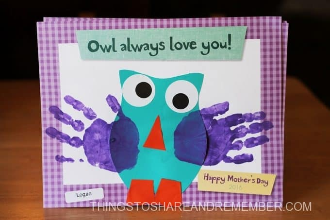 Owl Always Love You Mother's Day Cards