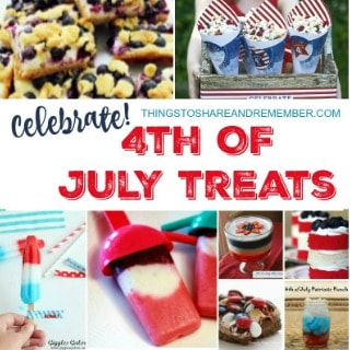 4th of July treats recipes