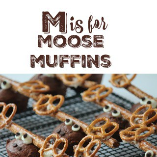 M is for Moose Muffins