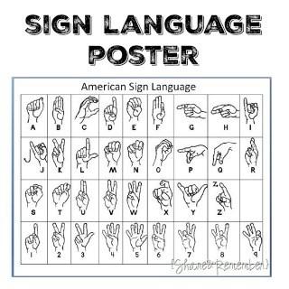 Things To Laminate Free Printable Signs