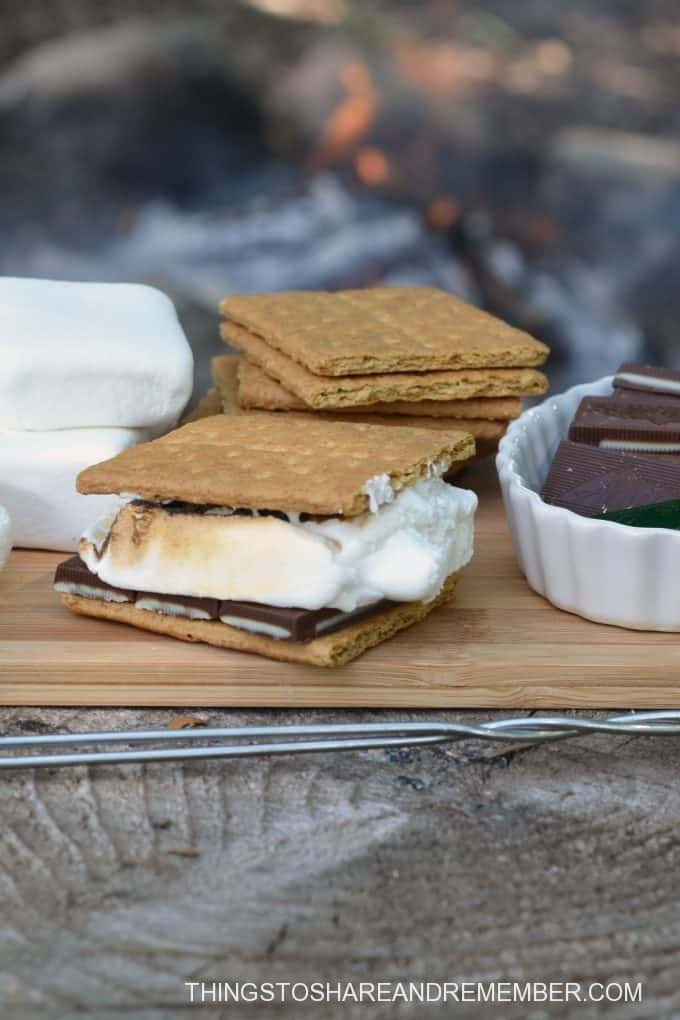 Mint S'mores