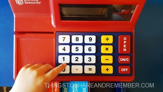 Kids Cash Play Money
