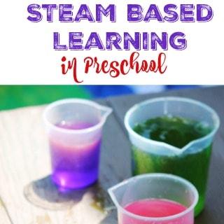 Steam Based Learning in Preschool