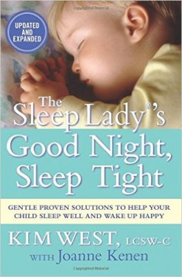 The Sleep Lady's Good Night Sleep Tight book for Infants in Child Care