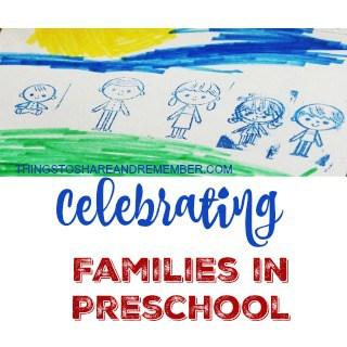 Celebrating Families in Preschool