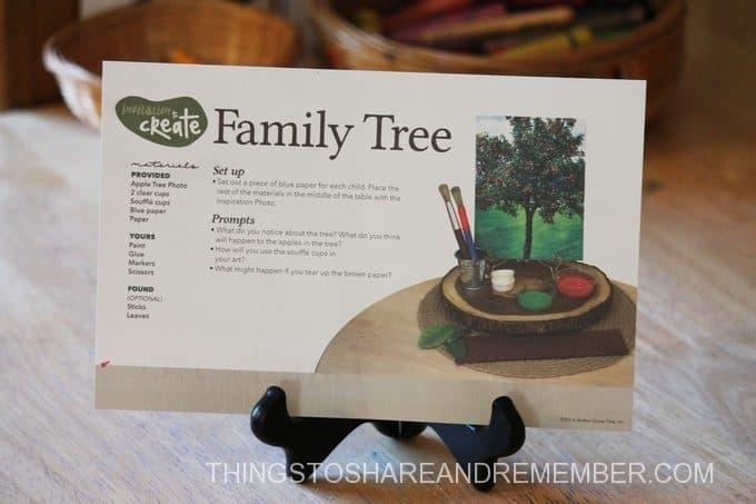 Invitation to Create Apple Trees