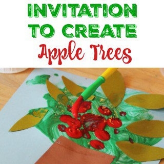 Invitation to Create Apple Trees