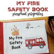 My Fire Safety Book