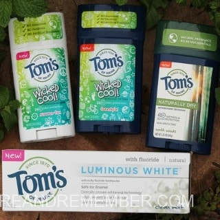 Tom's of Maine® Made to Matter® Collection – New at Target