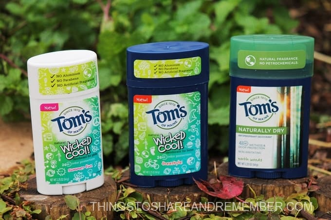 Tom's of Maine Made to Matter Collection