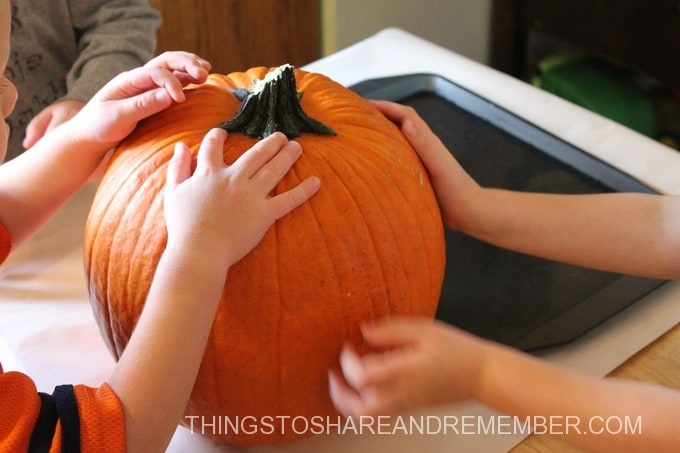 What's Inside a Pumpkin?