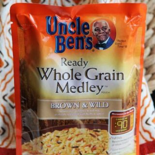 Simple Dinner Prep with Uncle Ben's Ready Rice #BensBeginners #AD