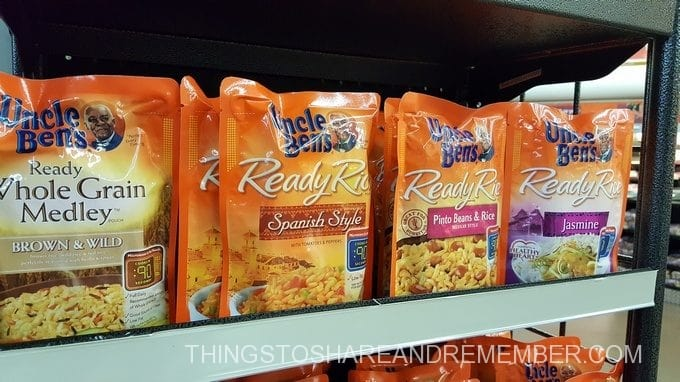Prep with Uncle Ben's Ready Rice #BensBeginners #UncleBensPromo