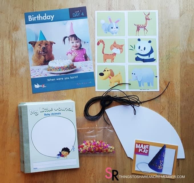 Day 4: Birthday Baby Animals