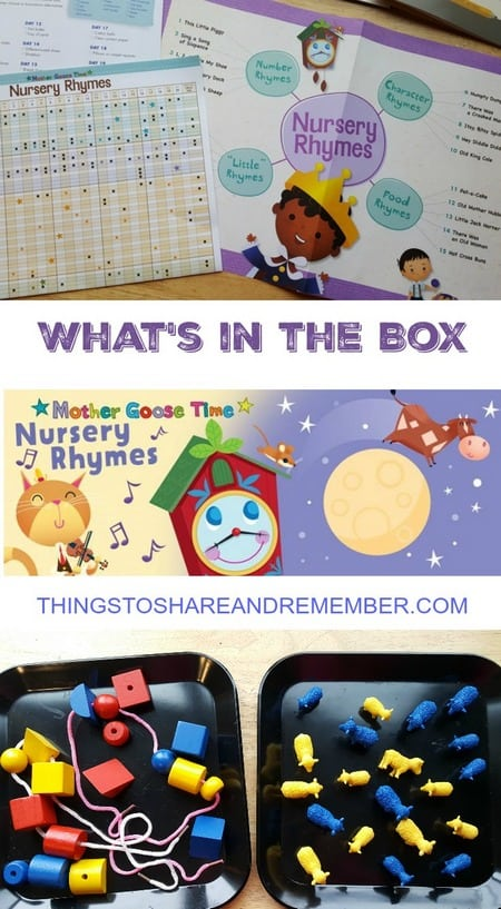 What's in the Box #MGTblogger