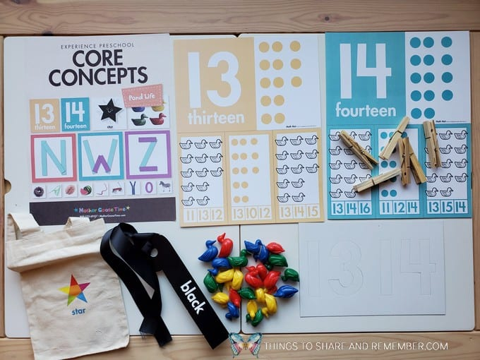 Core concepts Experience Early Learning preschool curriculum