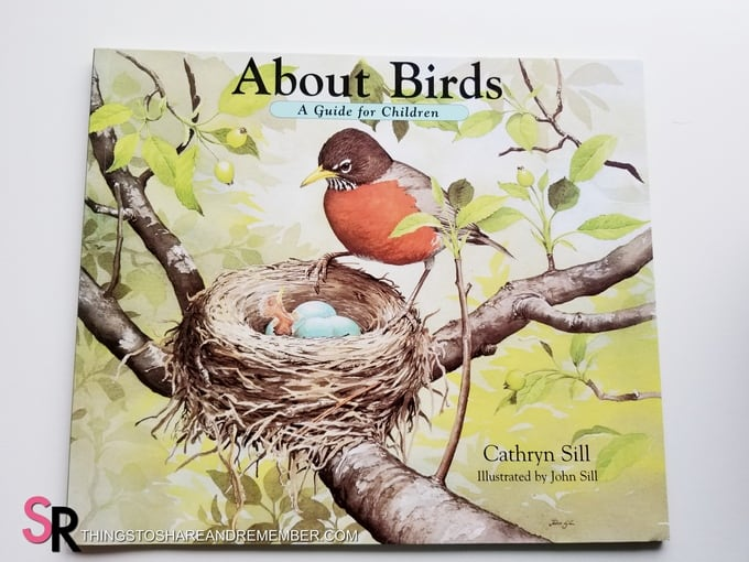 About Birds A Guide for Children book by Cathryn Sill