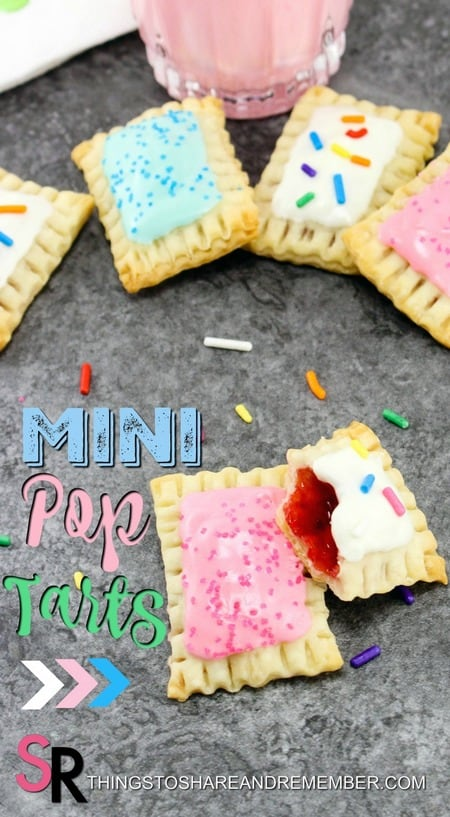 Mini Pop Tarts recipe