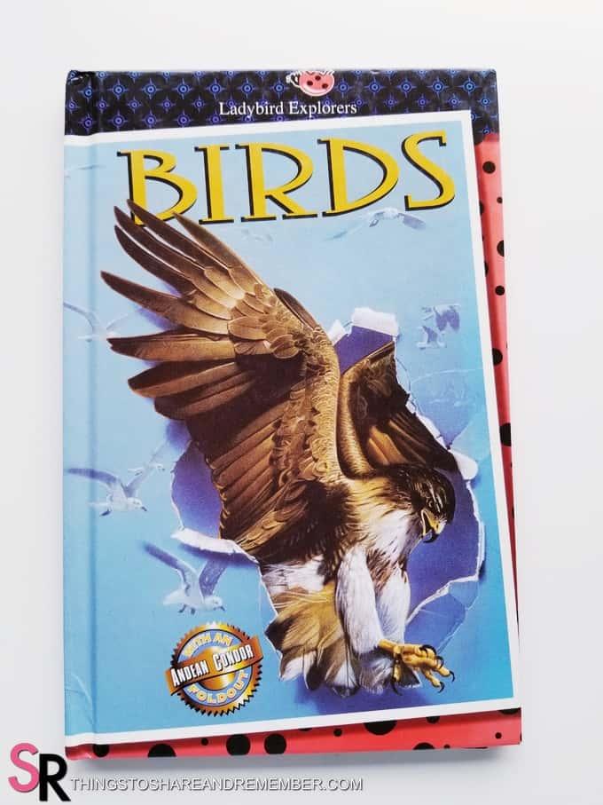 Ladybird Explorers Birds book