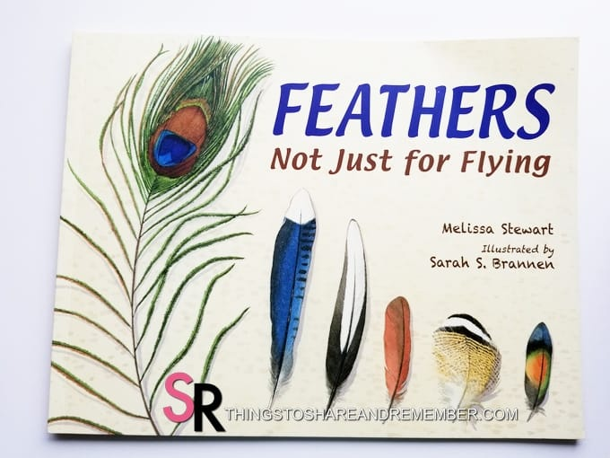 Feathers Not Just for Flying book