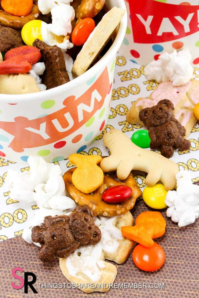 Zoo Trail Snack Mix