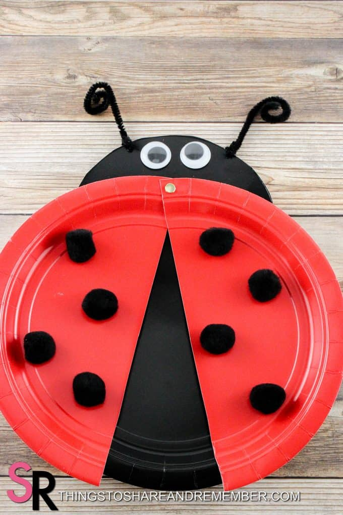 Ladybug and Bee Plate Crafts & Preschool Archives » Page 17 of 266 » Share u0026 Remember | Celebrating ...