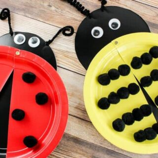 A Paper Plate Ladybird You Toddler Roved Eric Carle S U & Paper Plate Ladybug - Best Plate 2018