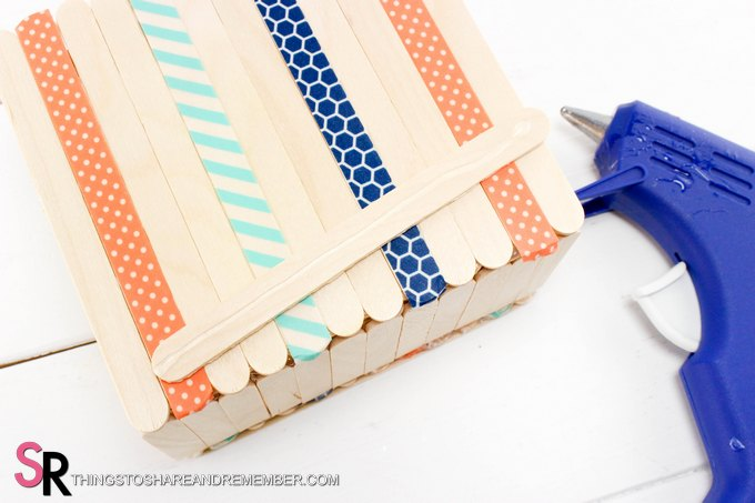 glue together craft sticks