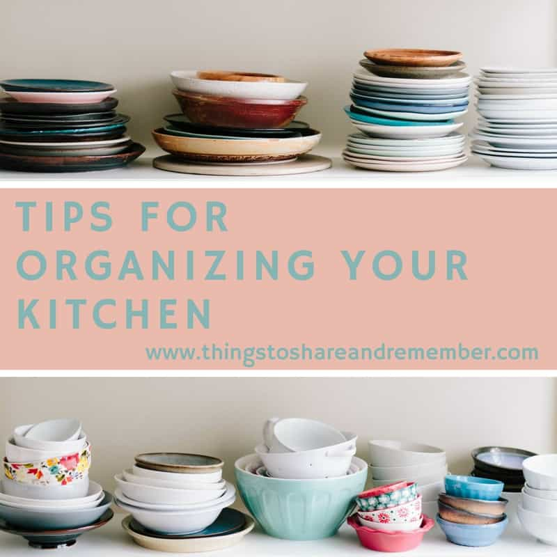Kitchen Organization Where To Put Everything: Tips For Organizing Your Kitchen