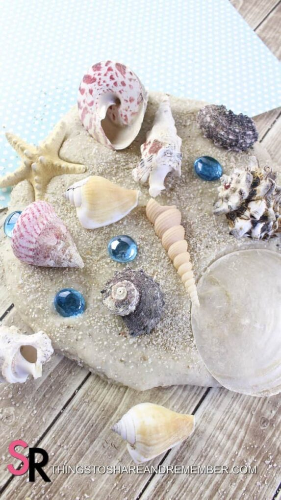 DIY Sand Play Dough