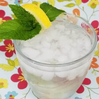 Refreshing Citrus Mint Water and More Ways to Use Fresh Mint