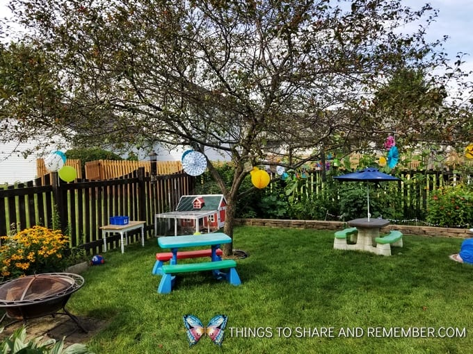 preschool outdoor play garden