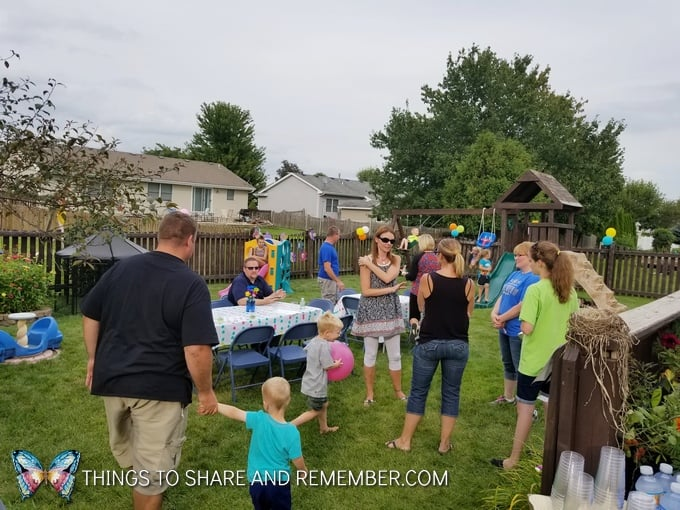 family child care picnic