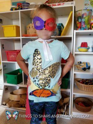 Dress Like a Superhero