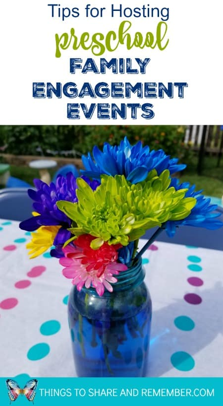 Tips for Hosting Preschool Family Engagement Events