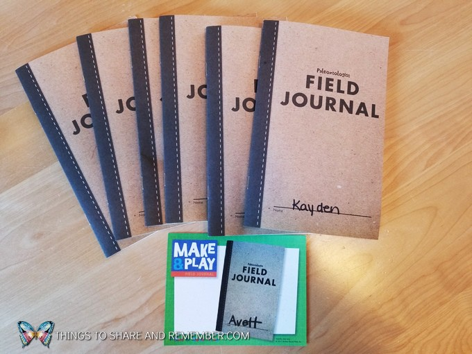Mother Goose Time Field Journals